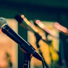 Indtag hele rummet med din stemme